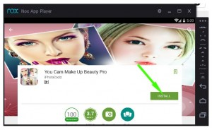 Download YouCam Makeup for PC on Windows