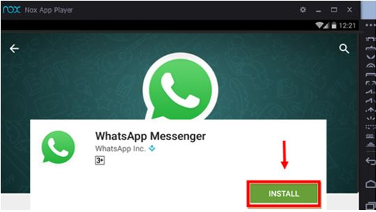 whatsapp for pc