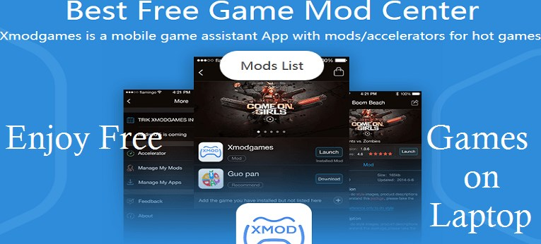 xmodegames for pc