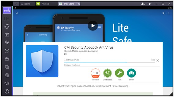 Downlaod CM Security For PC