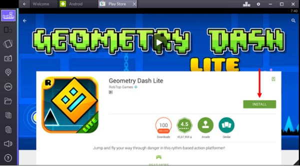 geometry -dash-for-windows