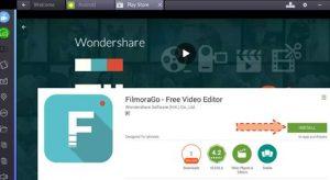 FilmoraGo for PC