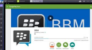 BBM for Windows 10