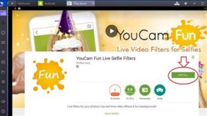 YouCam Fun for PC