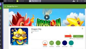 Dragon City for PC on Windows