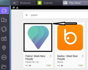 Paktor for PC