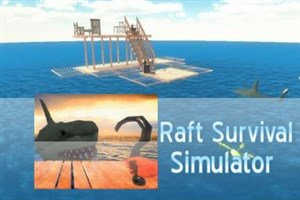 Raft Survival Simulator for PC on Windows 8 1/10/8/7/XP