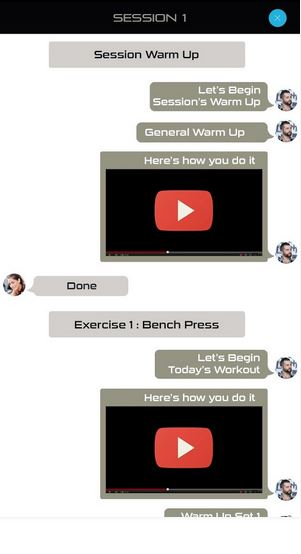 stratfit strength coach app