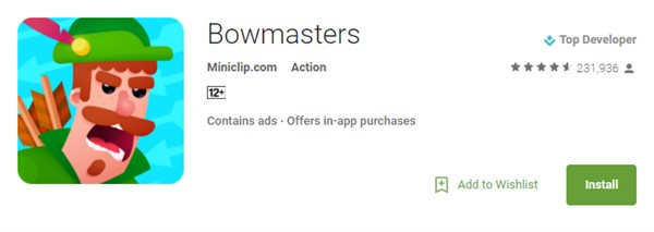 Bowmasters for PC