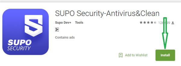 Supo Security for PC