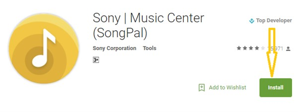 SongPal for PC