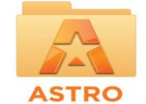 Astro File Manager for PC
