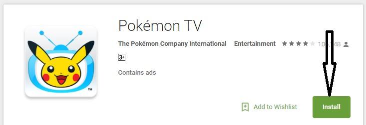 Pokemon TV for PC