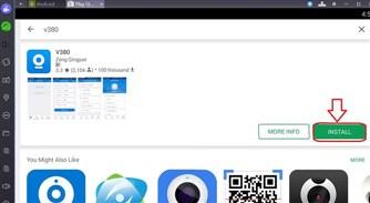 Download V380 5.3 APK for PC