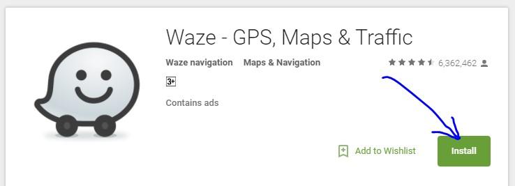 Waze For PC