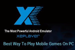 XePlayer Android Emulator for PC