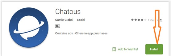 Chatous for PC