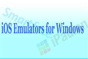 iOS Emulators for Windows