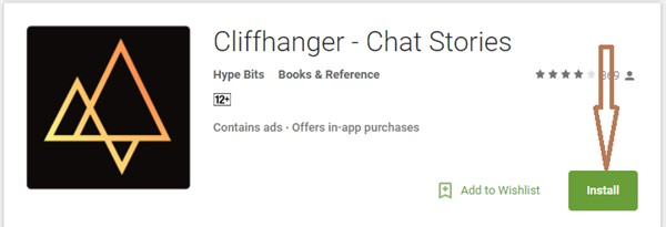 Cliffhanger – Chat Stories for PC