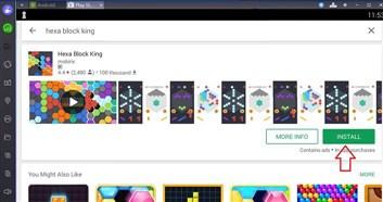 Hexa Block King for PC