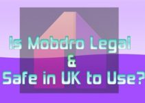 is Mobdro Legal
