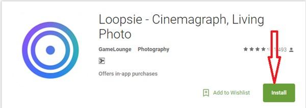 Loopsie for PC