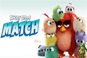 Angry Birds Match for PC