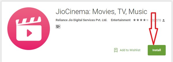 JioCinema for PC