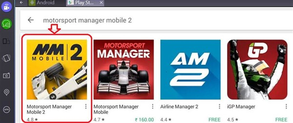 Motorsport Manager Mobile 2 for PC