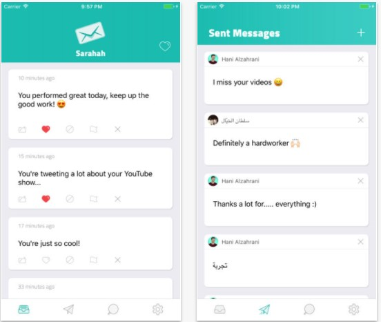 Sarahah Apk for Android