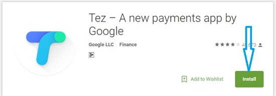 Google Tej Payment App for PC