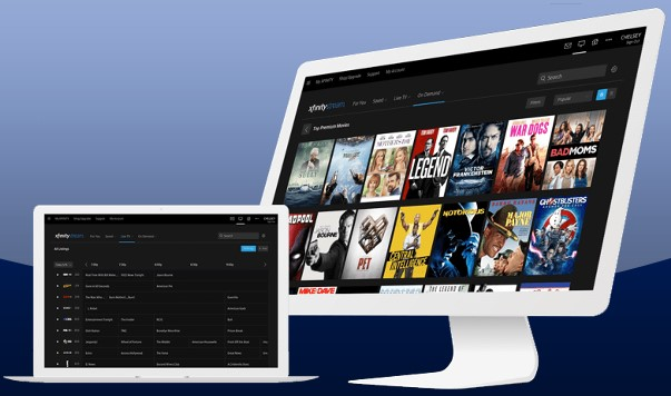Xfinity TV App for PC