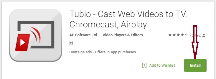 Tubio for PC