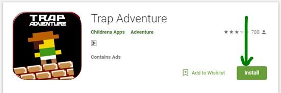 Trap Adventure for Windows